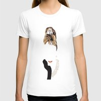 audrey T-shirts featuring Audrey by Bethany Mallick