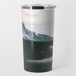 Mount Hood V Travel Mug