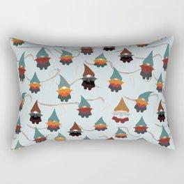Gnome pattern 1b Rectangular Pillow