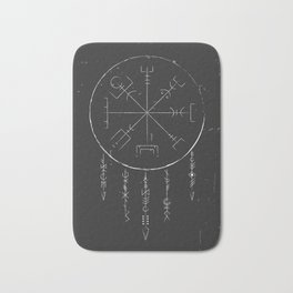 Rune Dreaming Bath Mat