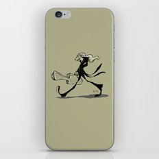 The gifted introvert iPhone & iPod Skin