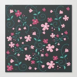 Sophie's Flowers Canvas Print