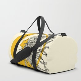 Sun and Moon Duffle Bag