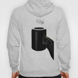 TrashCan. With Garbage Inside-T-shirt Edition Hoody