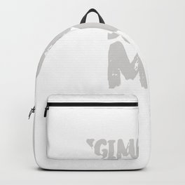 Gimme Some MO! Backpack
