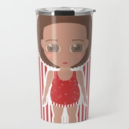Richard Simmons Travel Mug