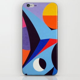 Shark - Paint iPhone Skin