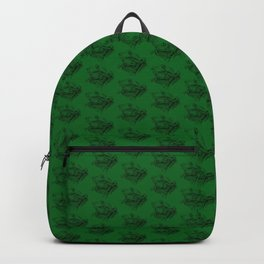 Frog Repeat Backpack