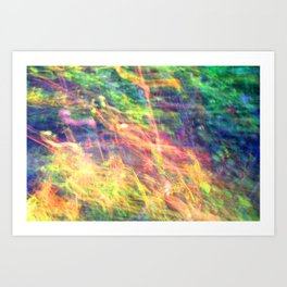 Abstraction.11 Art Print