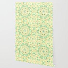 Citrus Kaleidoscope Wallpaper