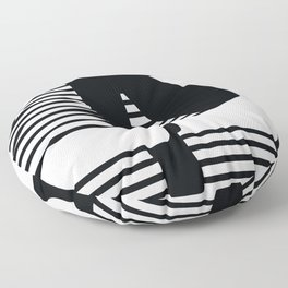 M.J. Moonwalk Floor Pillow