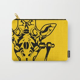 Coffee Giraffe Carry-All Pouch