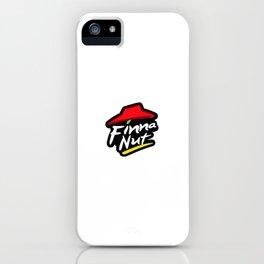 Finna Nut iPhone Case