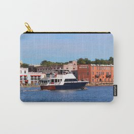 Sightseeing From Boat Carry-All Pouch