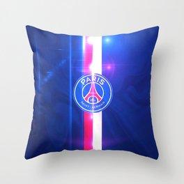 psg - paris saint germain Throw Pillow