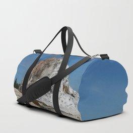 White Dome Duffle Bag