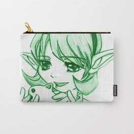 Saria Pencil Carry-All Pouch