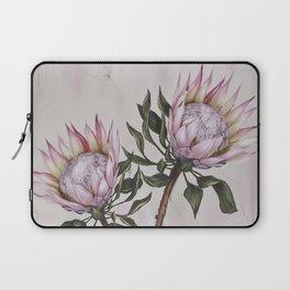 Protea flowers - pink proteas Laptop Sleeve