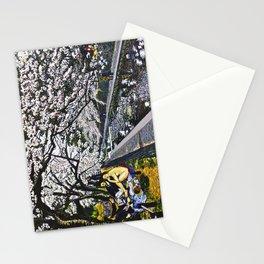 Le Bain in Shukugawa Koen Stationery Cards