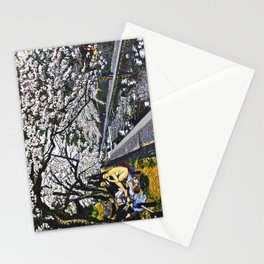 Le Bain in Shukugawa Koen Stationery Cards