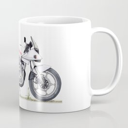 Motorcycle SUZUKI Katana Coffee Mug