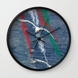 frecce Wall Clock