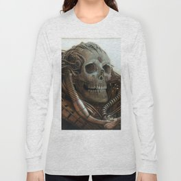 The Timetraveller II Long Sleeve T-shirt
