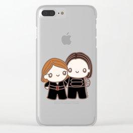 BuckyNat Clear iPhone Case