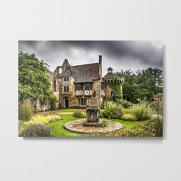 Scotney Castle 4 Metal Print