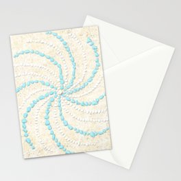 Sand and Stones Stationery Cards