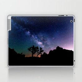 the milky way. Laptop & iPad Skin