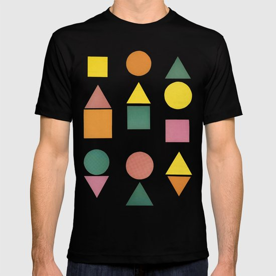 Shape Sorter T-shirt