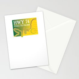 Pines to Palms Stationery Cards