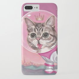 Supersonic Space Princess iPhone Case