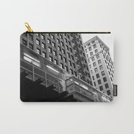 Vivid Recollections B&W Carry-All Pouch