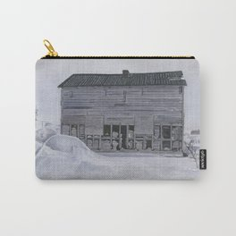 Old House Carry-All Pouch