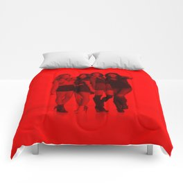 Preetty Little Liars - Celebrity (Florescent Color Technique) Comforters
