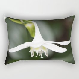 Amazon Lily Flower Rectangular Pillow