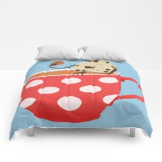 Relax. Don't Crumble! Comforters
