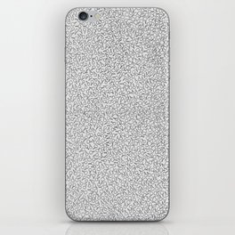 Keys Allover Print iPhone Skin