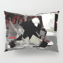 Goal Stopper - Ice Hockey Goalie Pillow Sham