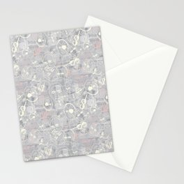 Israeli Leaders: Pattern 5 Stationery Cards
