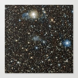 Sagittarius Dwarf Irregular Galaxy Canvas Print