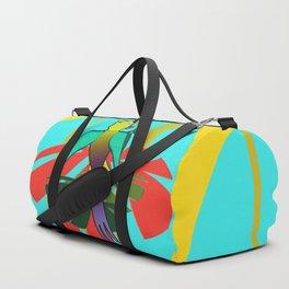 Drunk On Berries Duffle Bag