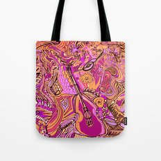 Dance to the Music Tote Bag
