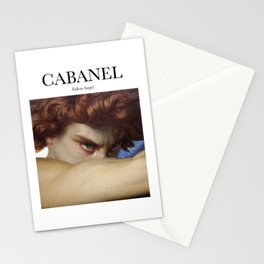 Cabanel - Fallen Angel Stationery Cards