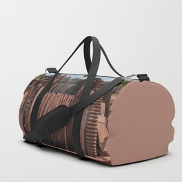 Steel Cables Duffle Bag