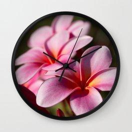 Kaupo Summer Treasure Wall Clock
