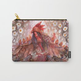 Salmonella goddess  Carry-All Pouch