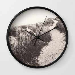 Come with me. Take me, take me higher. Wall Clock